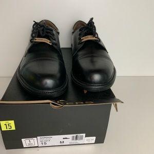 Dockers Black Dress Work Shoe Men's Size 15 NIB